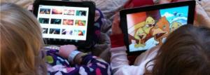 les tablets poden interferir desenvolupament emocional nens